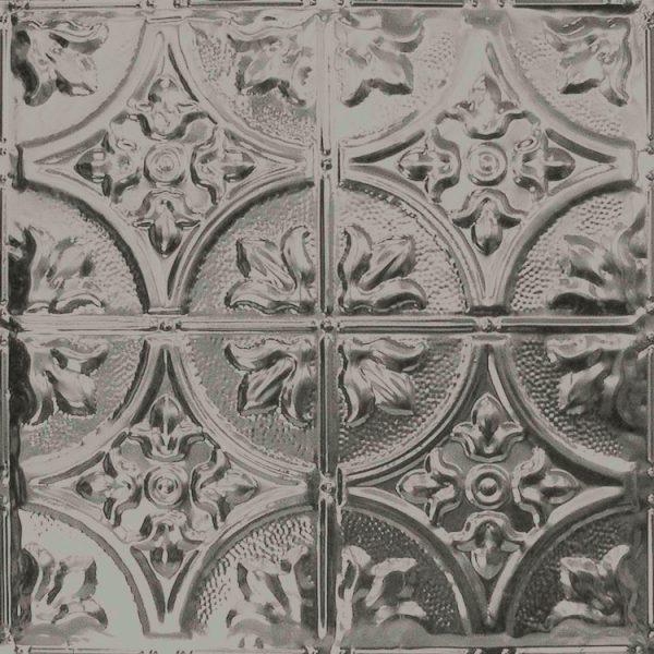 Tin Tile Pattern #02