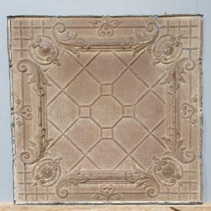 Vintage Tin Ceiling Tile #104