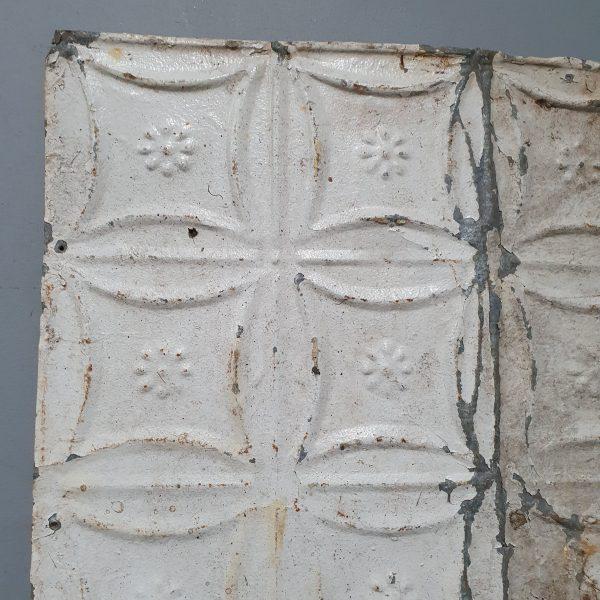 Vintage Tin Tile #108