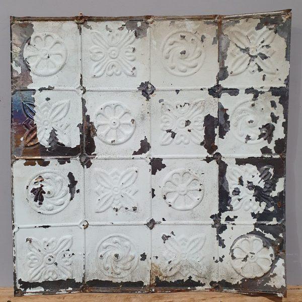 Vintage Tin Tile #113