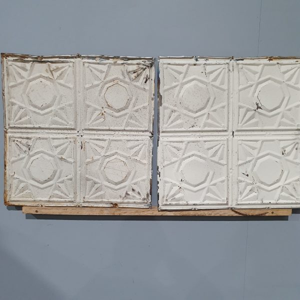 Vintage Tin Tile #115